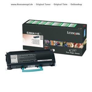 Lexmark Toner E260A11E
