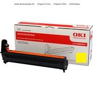 Original Oki Bildtrommel gelb 44064009 für 20.000 Seiten