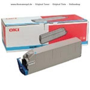 Oki Toner cyan 41515211