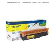 Original Brother Toner yellow XL TN-246Y für 2.200 Seiten