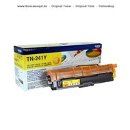 Original Brother Toner yellow TN-241Y