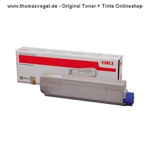 Original Oki Toner gelb 44844505