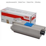 Original Oki Toner schwarz 44973508