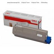 Original Oki Toner schwarz 44315308