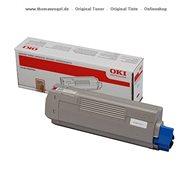Original Oki Toner magenta 44315306