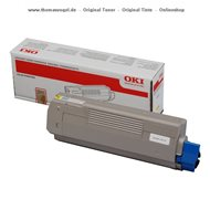 Oki Toner yellow 44315305