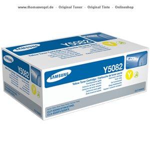 Samsung Toner yellow CLT-Y5082S