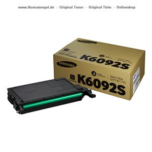 Samsung Toner schwarz CLT-K6092S