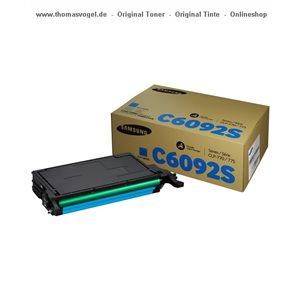 Samsung Toner cyan CLT-C6092S