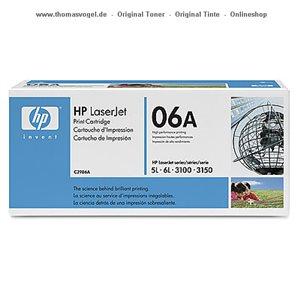 HP Toner C3906A