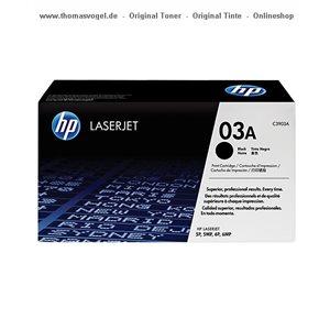 HP Toner C3903A