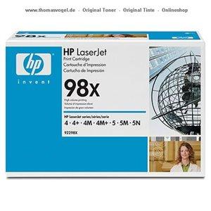 HP Tonerkartusche 92298X