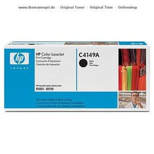 HP Toner schwarz C4149A