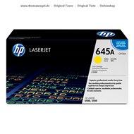 HP Toner gelb C9732A