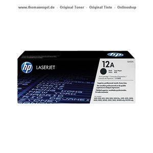 HP Tonerpatrone Q2612A