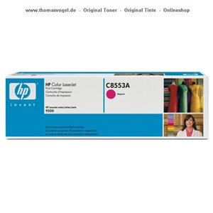 HP Toner magenta C8553A