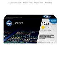 HP Toner gelb Q6002A
