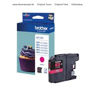 Brother Tinte magenta LC-123M