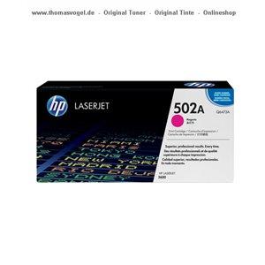 HP Toner magenta Q6473A