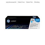 HP Toner cyan CB541A