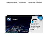 Original HP Toner cyan CE741A für 7.300 Seiten